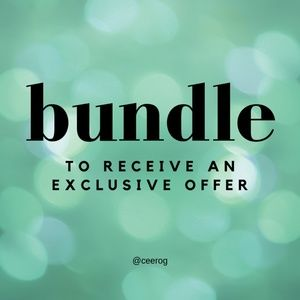 Bundle your likes to receive an exclusive offer!